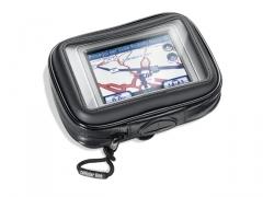 Interphone tartó 3,5' GPS-hez   (burkolt kormányra)