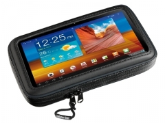 Interphone tartó 4,3' GPS-hez   (burkolt kormányra)