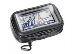 Interphone tartó 4,3' GPS-hez   (csőkormányra)