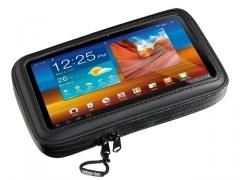 Interphone tartó 5,7' GPS-hez   (csőkormányra)