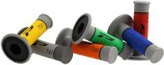 PROGRIP Cross és Enduro markolat (háromszínű, háromféle anyagból, 6 féle színben)
