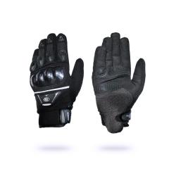 B-STAR Dakar, karbonprotektoros textil kesztyű, fekete (8096, GMC14)