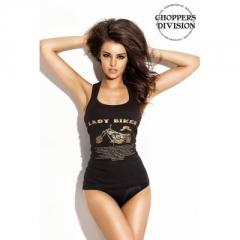 CHOPPERS DIVISION női, trikó, Lady Biker