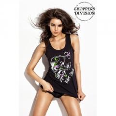 CHOPPERS DIVISION női, trikó, Biker Chick