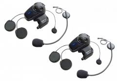 SENA SMH-10 DUAL Bluetooth sztereó kommunikációs szett univerzális mikrofon kittel