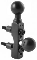 Ram Mount tartó szerkezet KÉT golyóval fék- vagy kuplungolaj tartályhoz