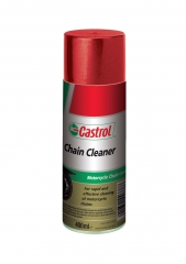 CASTROL Chain Cleaner, tisztító és zsírtalanító lánctisztító spray 400ml