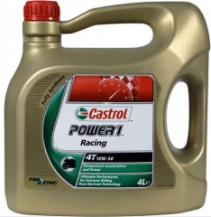 Castrol Power1 Racing 4T 10W-50,4L 4 ütemű, fullszintetikus motorolaj