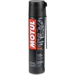 Motul Chain Lube Road C3, láncolajzó spray off road motorokhoz