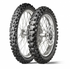 Dunlop GEOMAX MX52 REAR 120/80 - 19 63M TT NHS