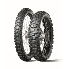 Dunlop GEOMAX MX71 REAR (A) 120/80 - 19 63M TT NHS