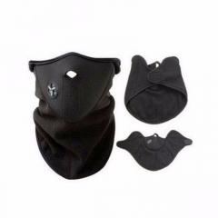 X-Port neoprén-textil maszk
