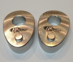 B-Star, CNC kormánymagasító (10mm)