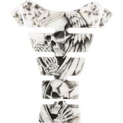 Tankpad Angel Devil Skull