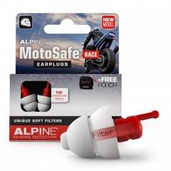 ALPINE Tour, Race zajszűrős füldugó motorosoknak