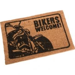 'Biker Welcome' Lábtörlő Louis