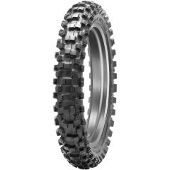 DUNLOP TIRE GEOMAX MX52 REAR 100/90 - 19 57M TT NHS
