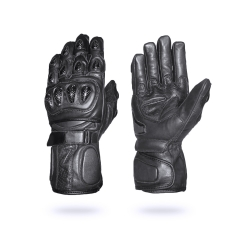 B-STAR, karbonprotektoros bőrkesztyű, Crafter
