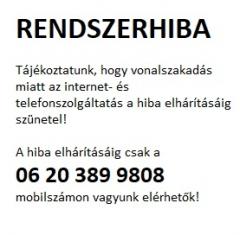 Rendszerhiba