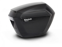 SHAD oldaldoboz pár 23 L (dobozonként), cserélhető, színes fedéllel