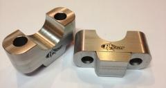 B-Star, CNC kormánymagasító (40mm)