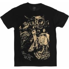 CHOPPERS DIVISION rövid ujjú férfi póló, Epic