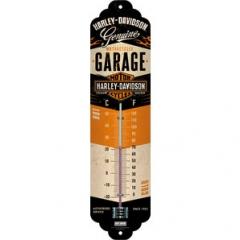 "Harley Davidson ""Garage"" hőmérő"