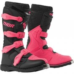 Thor Blitz XP női cross csizma fekete/pink