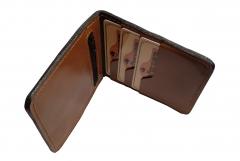 Bőr kártyatartó és pénztárca élménykártyákhoz