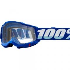 100százalák ACCURI REFLEX BLUE OTG cross szemüveg, kimondottan szemüveges ridereknek