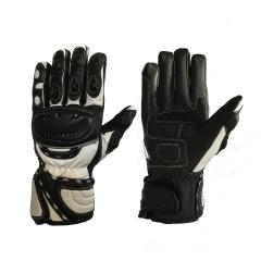 B-STAR protektoros bőrkesztyű 8092 Fehér-Fekete