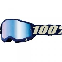 100százalék Accuri Goggles Reflex Blue