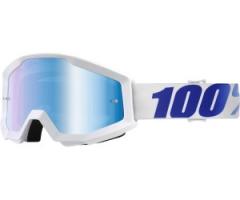 100százalék Strata MX Goggles Equinox