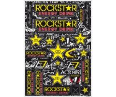 Blackbird matricaszett Szponzor RockStar