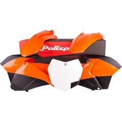 POLISPORT KTM Komplett szett SX85 2016