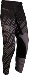 MooseRacing S20 Qualifer cross nadrág szürke-fekete