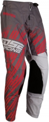 MooseRacing S20 Qualifer cross nadrág szürke-piros