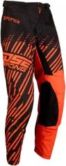 MooseRacing S20 Qualifer cross nadrág fekete-narancs