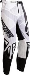 MooseRacing S20 Sahara cross nadrág fekete-fehér
