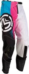 MooseRacing S20 M1 cross nadrág fekete-pink