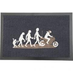 Homo Bikerectus lábtörlő