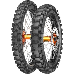 METZELER TIRE MC360 MID HARD REAR 100/90 - 19 57M TT