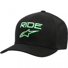 Alpinestars Ride 2.0 baseball sapka fekete