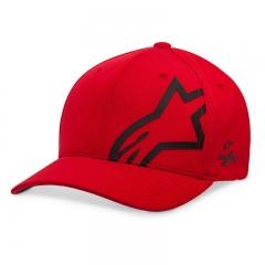 Alpinestars Sonic baseball sapka piros