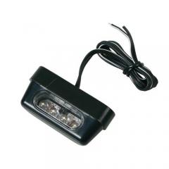 LAMPA rendeszámtábla világítás 4 LED, fehér