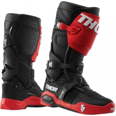 Thor Radial MX cross csizma piros/fekete