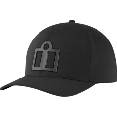 Icon Tech baseball sapka fekete
