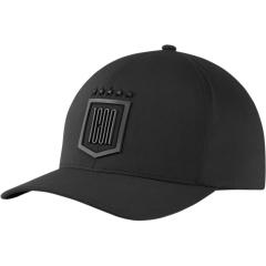 Icon 1000 Tech baseball sapka fekete