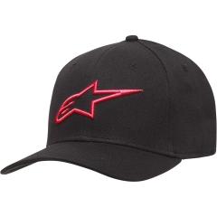 Alpinestars Ageless Delta baseball sapka fekete
