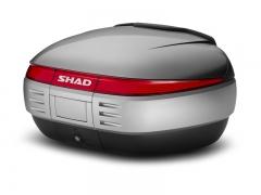 SHAD SH50 túradoboz választható színes fedéllel és ajándék háttámlával